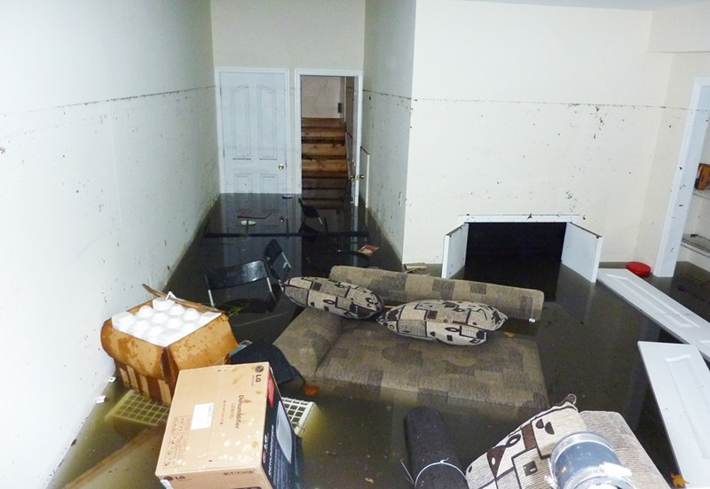 Your Basement Has Flooded. What Should You Do?