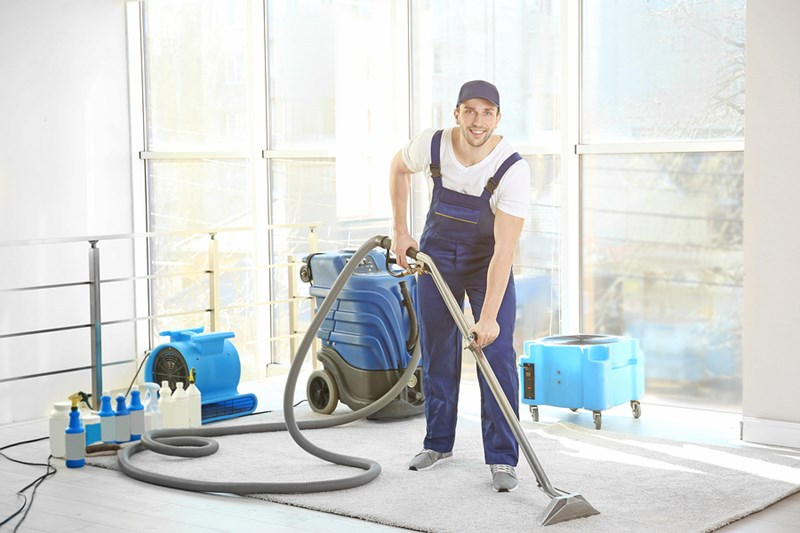 What Should you Expect from a Deep Carpet Cleaning Service?