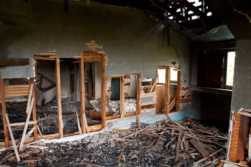 What to Expect During the Eight-step Fire Restoration Process