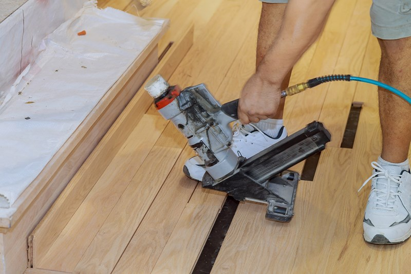 Should You Install Your Own Hardwood Floor?