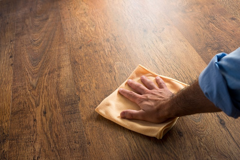 The Easy Way to Get Rid of Wax from Hardwood Floors