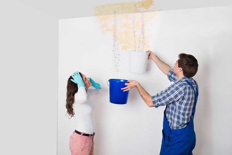 Cleaning 101: How to Repair Water Damaged Ceiling