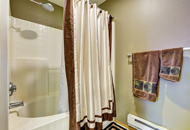 Clean Your Shower Curtain and Protect It Against Water Damage