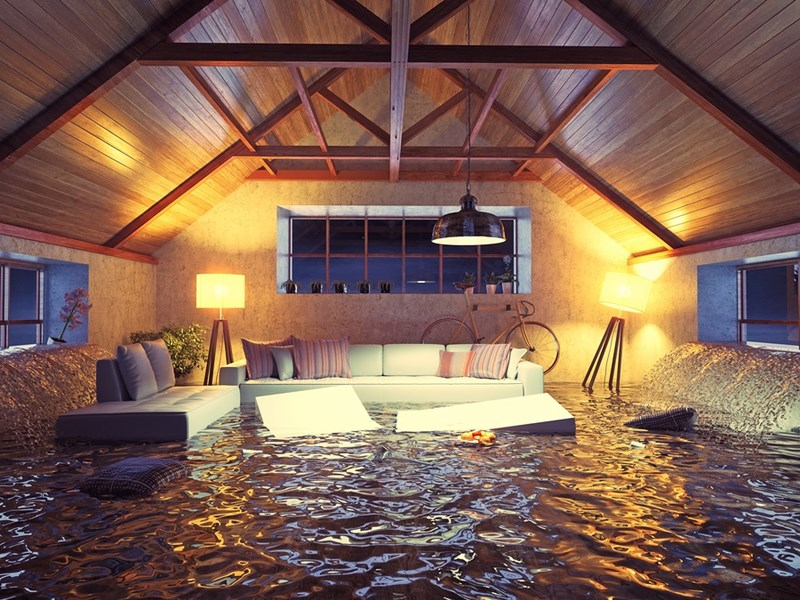 How to Save Money on Water Damage Restoration